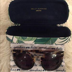 Stella & Dot Tortoise Shell Sunglasses